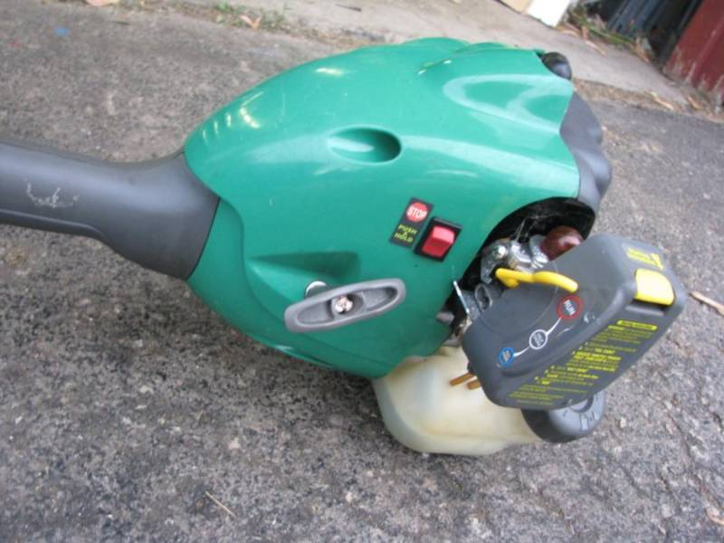 Weed Eater Engine